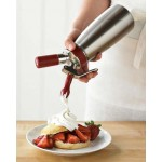 iSi  Gourmet Whip  Professional Cream Whipper - 1/2 Pint