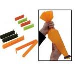 De Buyer Set Of 8 Twixit  Plastic Clips (To Close Pastry Bag)