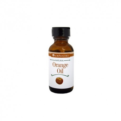 Lorann Oil Natural Orange Super Strength Flavor Oil - 4oz