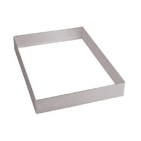 Paderno W47546-30 Pan Sheet Extender Pastry Frame Half Size - L 15 ...