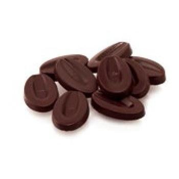 Valrhona Professional Signature Range Satilia 62%  cocoa 37% sugar 38% fat content - 1Lb  - Feves