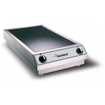 Garland Induction Dual Base-Line - Model GI-SH/DU/BA 10000