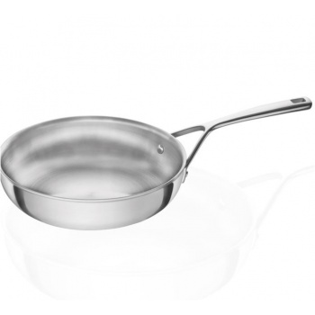 Zwilling Aurora 5-Ply Stainless Steel Fry Pan 9.5""