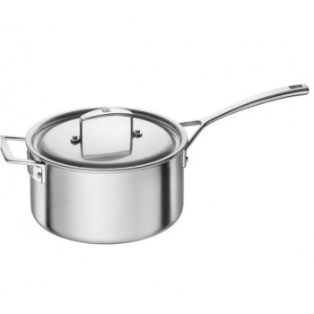 Zwilling Aurora 5-Ply Stainless Steel Saucepan 4-qt