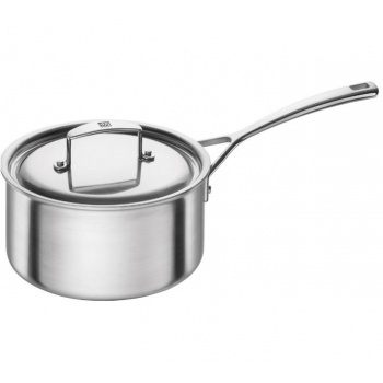 Zwilling Aurora 5-Ply Stainless Steel Saucepan 3-qt