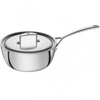 Zwilling Aurora 5-Ply Stainless Steel Saucier 2-qt