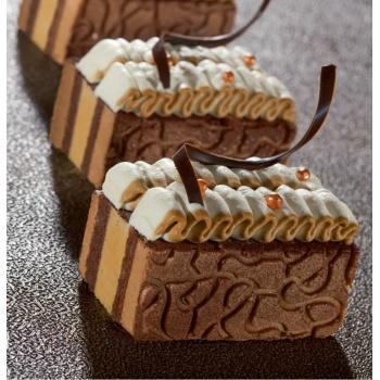 """Sasa Demarle 3D Dessert Mats - Labyrinth -TF1000 16"""" x 24"""" (400 x 600 mm)"""