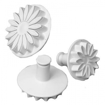 "PME Sunflower/Daisy Plunger Cutter - Large 2-3/4"" (70 mm)"