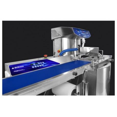 Selmi R200L Coating Machine Long   For Selmi Plus EX, Futura EX And Top EX