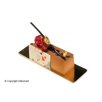 Silikomart Silicone Mold Mini Cakes - SF181 - 30x18 h16 mm
