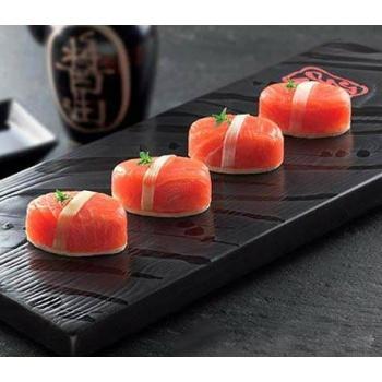 Silikomart Silicone Mold Sushi Gunkan 2,16 x 1,29 h 0,78 inch - SF017