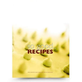 So Good... Recipes 1-8