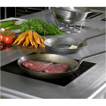 Matfer Bourgeat Black Steel Fry Pan