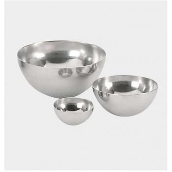 De Buyer Stainless Steel Hemisphere Dome Mold - Ø 200mm