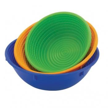 """Proofing Basket, Round, Diam. 8 5/8"""", 1 Kg"""