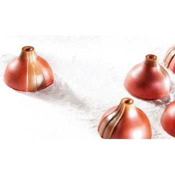 Polycarbonate Chocolate Molds Hirai - 14 Cavity 7gr