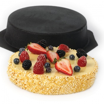"Sasa Demarle Flexipan - Sponge Cake / Cheesecake Ø 9.43"" X 2.75''- FM470"