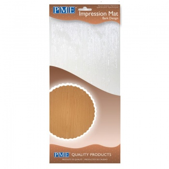 PME Bark Design Impression Mats