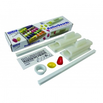 PME Marzippan Fruit Rolling Kit - Lemon & Strawberry