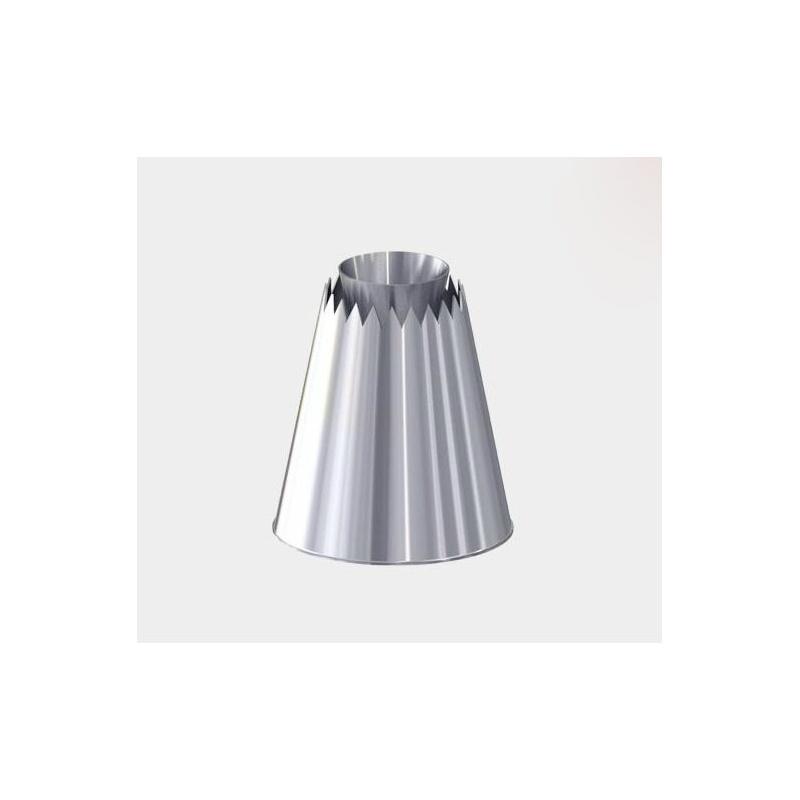 De Buyer 2118 01 De Buyer Stainless Steel Sultan Pastry