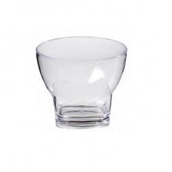 Plastic Mini Dishes Mini Bubble cup - 2.7oz Ø 2'' H 2.4'' - 200pcs