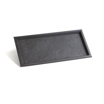 Plastic Slate  Trays 11.5'' x 5.4'' x 0.4'' - 160pcs