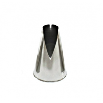 De Buyer Stainless Steel Saint Honore Pastry Tip - Ø 13 mm
