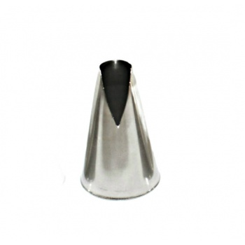 De Buyer Stainless Steel Saint Honore Pastry Tip - Ø 14 mm