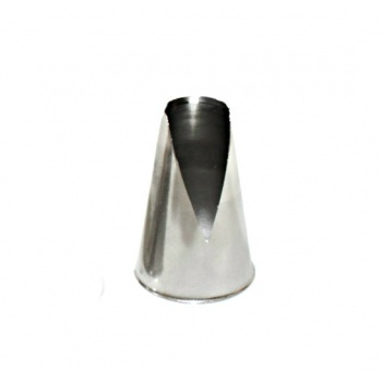 De Buyer Stainless Steel Saint Honore Pastry Tip - Ø 15mm