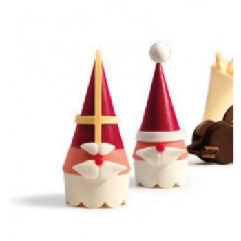 Polycarbonate Chocolate Mold Cones - Ø68xH120 mm - 2pcs