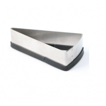Triangular Shaped Stainless Steel Pastry Cutter