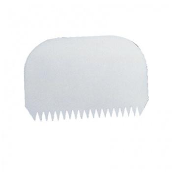 Comb Shape and Icing Scraper