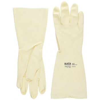 Matfer Bourgeat Sugar Work Gloves - Medium