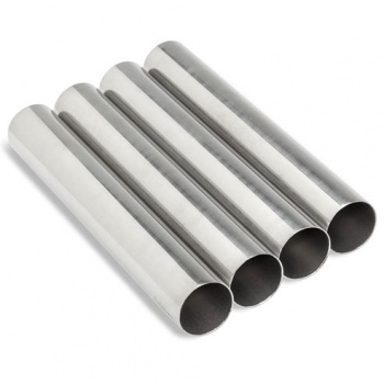 Ateco Stainless Steel Cannoli Kit 4pcs