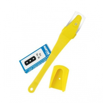 Baker's Blade with rechargeable Balde w/ 10 extra Blades