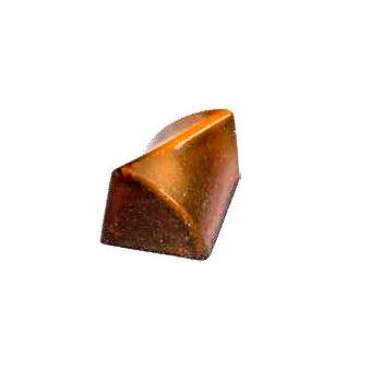 Polycarbonate Chocolate Praline Mold - 24 pcs 35x23 h17mm - 10 gr approx