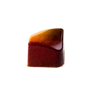 Polycarbonate Chocolate Praline Mold - 28 pcs 24mmx24mm h18mm - 10 gr approx