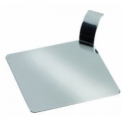 Palet Plastic Square Monoportion Tray 3.1'' - PS32251 - PS - 1000 ct