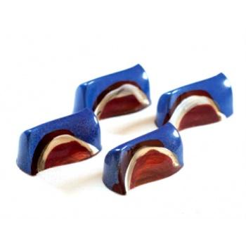 Antonio Bachour Bonbons Chocolate Mold - 275 x 135 mm - 21 Cavity - 42 x 21 x 18 mm - 10gr