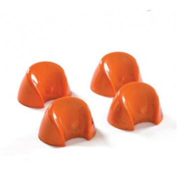 Antonio Bachour Bonbons Chocolate Mold - 275 x 135 mm - 21 Cavity - 33 x 28 x 20 mm - 10gr