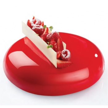 Pavoni Silicone Entremets Mold - PLANET - KE024 - mm Ø 180 x 45 H - Vol: 1 000 ml