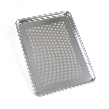 Sasa Demarle Full Size Perforated sheet Pan - American Style - 18''x26'' -