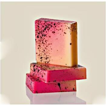Polycarbonate Chocolate Praline Mold - Square Palets - 30x30x8mm -24 pcs - 8gr
