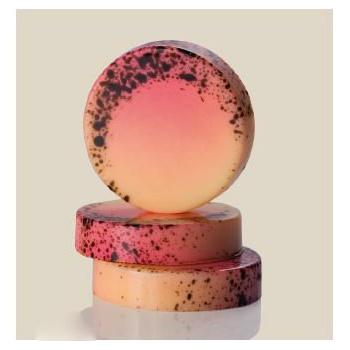 Polycarbonate Chocolate Praline Mold - Round Palets - Ø35 h8mm - 24pcs - 8gr