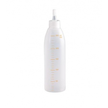 Round Graduated Punch Bottle - 250ml