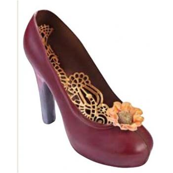 Polycarbonate Shoe Chocolate Mold - 220 x 75 x 170mm