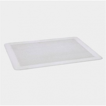 De Buyer Flat with no edge Perforated Aluminum baking tray - 60cm x 40cm