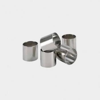 De Buyer Stainless Steel Tubes Ø 1.6'' x1.6''