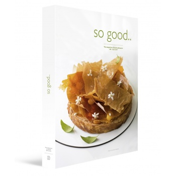 So Good Magazine 18, the Magazine of Haute Patisserie by Grupo Vilbo