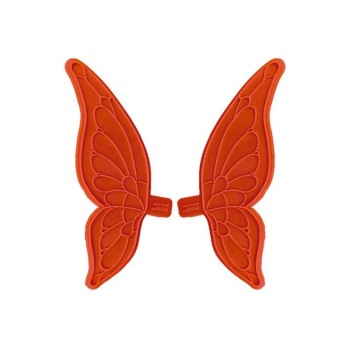 Showpeel Silicon Mold Medium Butterfly Wings Mold 200 x 200 mm - set of 2